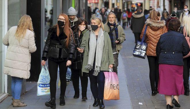 Καταναλωτές στη Βρετανία