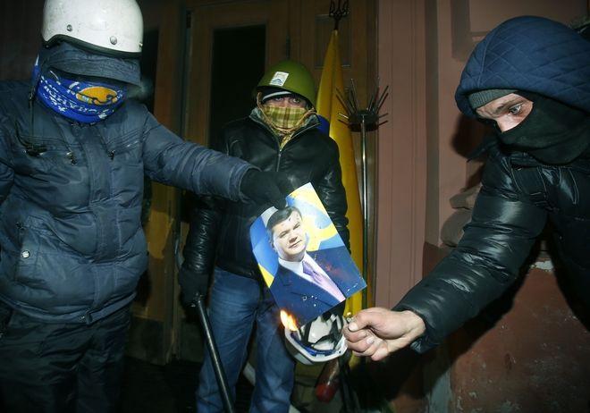ΤΟ ΠΡΟΣΩΠΟ ΤΗΣ ΕΒΔΟΜΑΔΑΣ: Βίκτορ Γιανουκόβιτς. Ποιος είναι ο