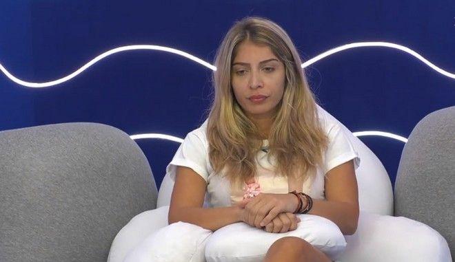 Η Σοφία Δανέζη απολογείται στον Big Brother
