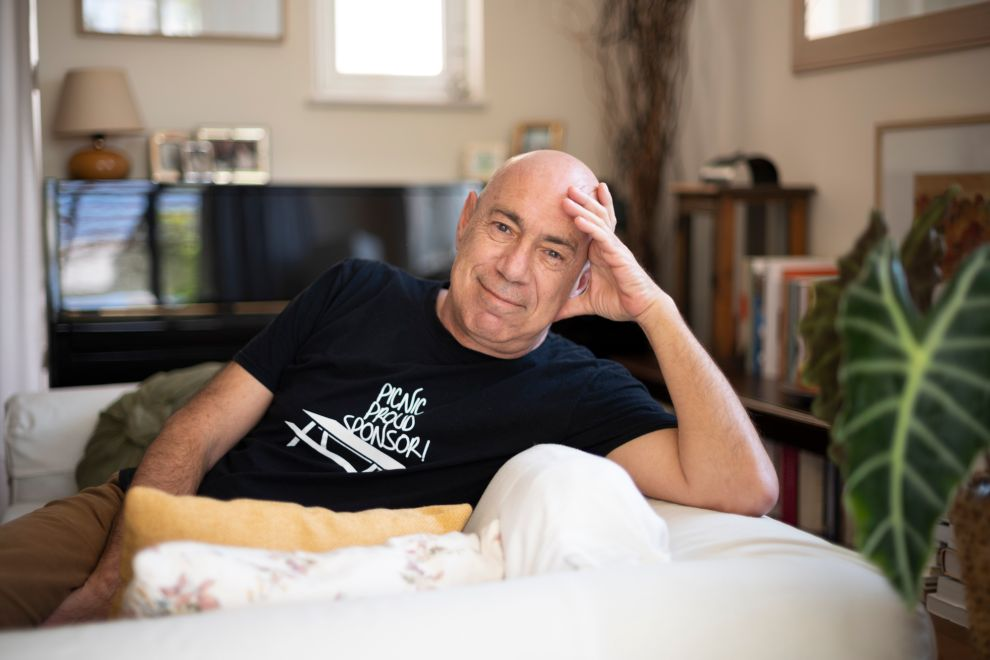 Βαγγέλης Ραπτόπουλος: Εν μέρει ανατρεπτικός, κι εν μέρει συστημικός