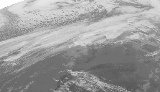 Το βαθύ βαρομετρικό χαμηλό στη Γροιλανδία