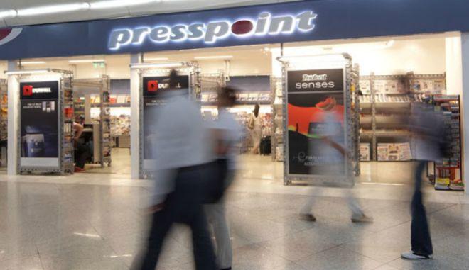 Presspoint: Λουκέτο σε όλα τα καταστήματα στο Ελ. Βενιζέλος