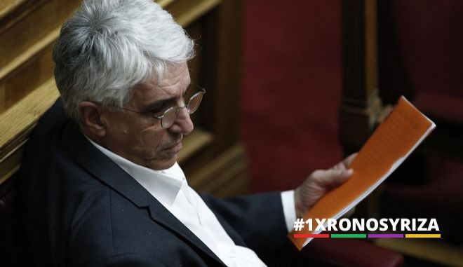 Παρασκευόπουλος στο News247: Η αριστερά συναντά τη δημοκρατία