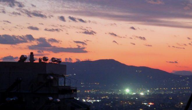 Καιρός στην Αθήνα