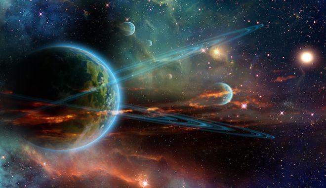 Ανακαλύφθηκε ένα ασυνήθιστο αστρικό σύστημα με έξι ήλιους και έξι εκλείψεις