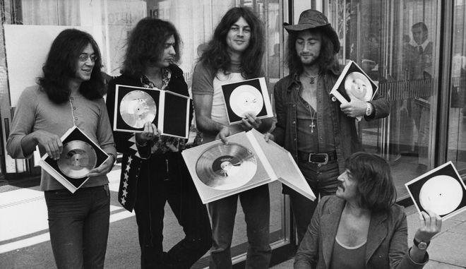 Οι Deep Purple το 1971