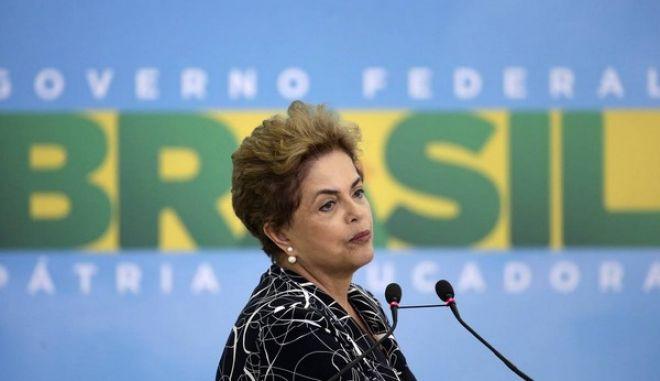 Βραζιλία: Σήμερα η απόφαση για την παραπομπή της Ρούσεφ