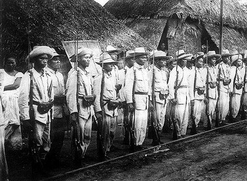 Μηχανή του Χρόνου: Η μυστική οργάνωση που απελευθέρωσε τις Φιλιππίνες