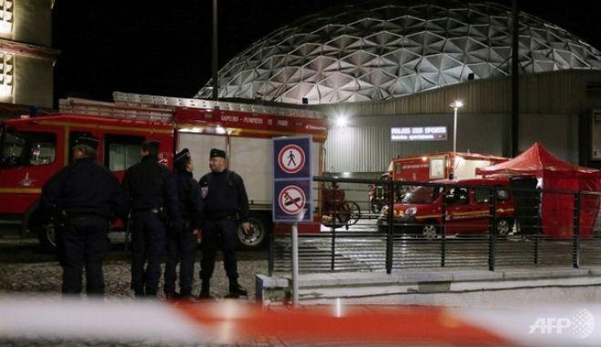 Τραγωδία με νεκρό σε πρόβα μιούζικαλ στο Palais des Sports
