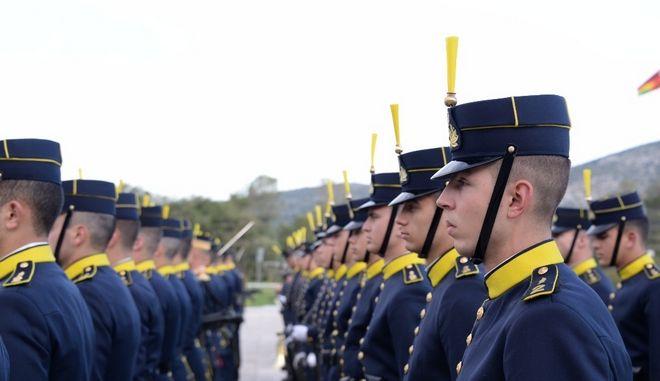 Εκδήλωση για τα 190 χρόνια λειτουργίας της Στρατιωτικής Σχολής Ευελπίδων - Φωτογραφία αρχείου
