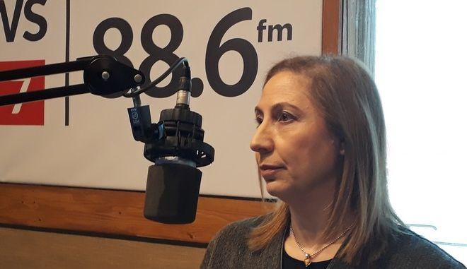 Ξενογιαννακοπούλου: Πάνω από 17.000 προσλήψεις μέσα στο 2019