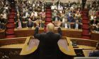 """Συνεδρίαση της Κοινοβουλευτικής Ομάδας της """"Ένωσης Κεντρώων"""" την Δευτέρα 28 Νοεμβρίου 2016. (EUROKINISSI/ΓΙΩΡΓΟΣ ΚΟΝΤΑΡΙΝΗΣ)"""