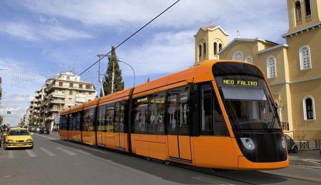Το νέο τραμ της Alstom που αναμένεται την Τετάρτη