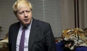 Τζόνσον: 'Χάλι' η κατάσταση στις διαπραγματεύσεις για το Brexit