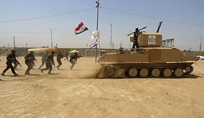 Η μάχη της Ράκα και η τύχη των εγκλωβισμένων αμάχων