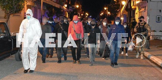 Καταδιωκόμενοι του Ερντογάν στο Κατάκολο
