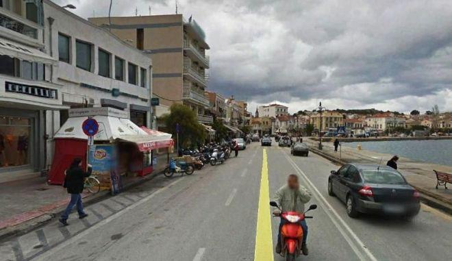 Μυτιλήνη: Έκλεψε βαλίτσα από θαμώνα - για να σωθεί από λιντσάρισμα έπεσε στο λιμάνι