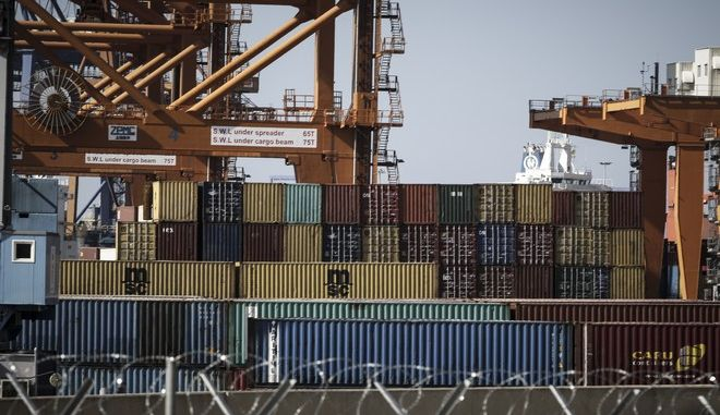 Εξαγωγές λιμάνι