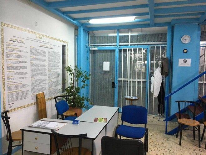 Μπήκαμε στα γραφεία του Σώρρα μετά την καταδίκη του