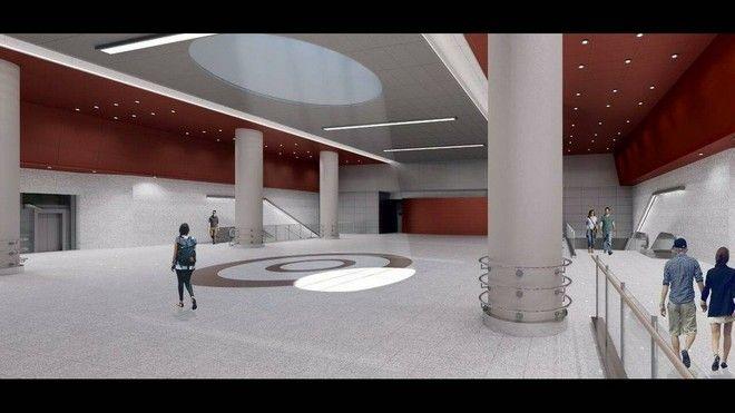 Έτσι θα είναι ο νέος σταθμός του μετρό