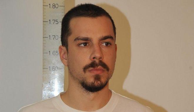 ΑΘΗΝΑ-Δηλώσεις του Αρχηγού της Ελληνικής Αστυνομίας σχετικά με τις έρευνες της Αντιτρομοκρατικής Υπηρεσίας// Φωτογραφίες των συλληφθέντων δίνονται στη δημοσιότητα// στη Νέα Σμύρνη, επί της οδού Καισαρείας, ΣΑΚΚΑΣ Κωνσταντίνος.(ΥΠΟΥΡΓΕΙΟ ΠΡΟΣΤΑΣΙΑΣ ΤΟΥ ΠΟΛΙΤΗ ΑΡΧΗΓΕΙΟ ΕΛΛΗΝΙΚΗΣ ΑΣΤΥΝΟΜΙΑ)