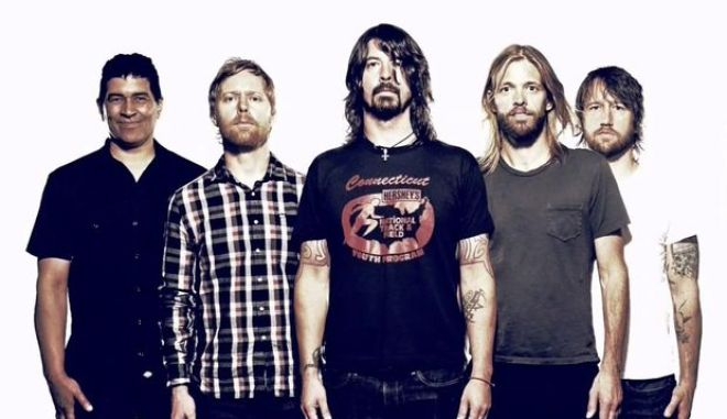 Foo Fighters: Sold Out σε δύο ώρες για τη συναυλία στην Αθήνα