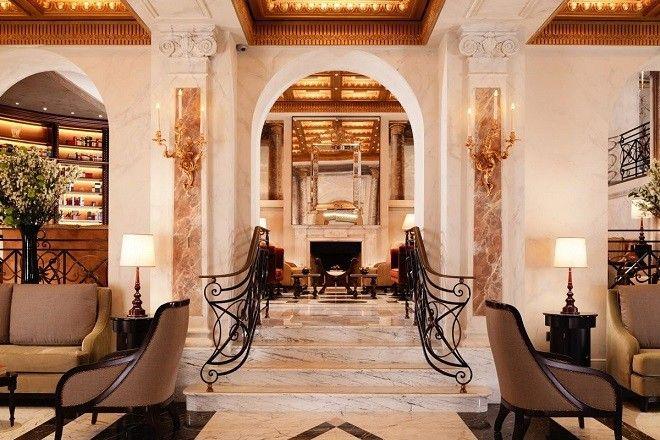 Αυτά είναι τα πιο πολυτελή ξενοδοχεία του κόσμου