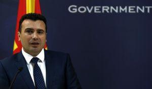 Ζάεφ: Είμαστε έτοιμοι να κάνουμε ό,τι μας αναλογεί για την ένταξη σε ΝΑΤΟ και ΕΕ