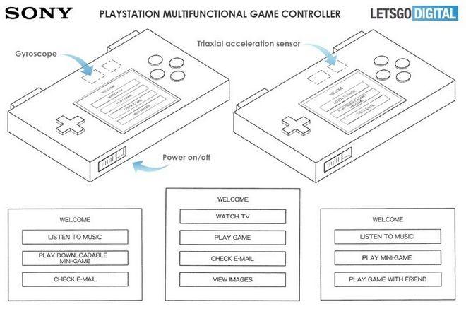 PlayStation 5: Νέα πατέντα για αυτόνομο τηλεχειριστήριο με πολλαπλές λειτουργίες