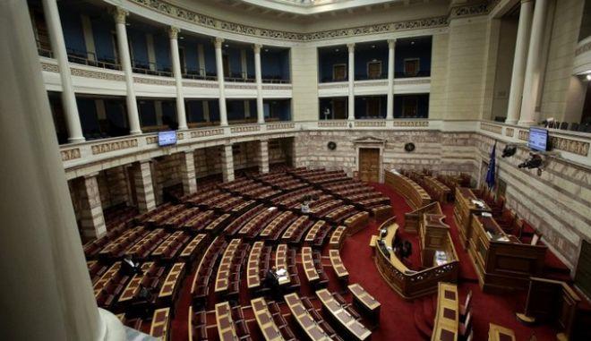 Βουλή: Έλεγχος στα αδιάθετα κουπόνια των πολιτικών κομμάτων