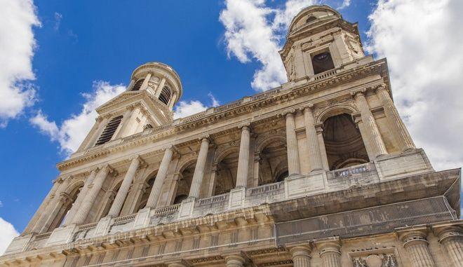 Ο Άγιος Σουλπίκιος στο Παρίσι