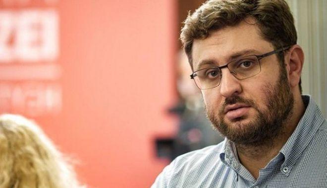 Ζαχαριάδης: Ο ΣΥΡΙΖΑ είναι υπέρ της ειρηνικής εξωτερικής πολιτικής
