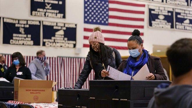 Εκλογές στις ΗΠΑ