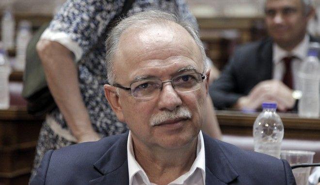 Ο αντιπρόεδρος του ευρωκοινοβουλίου Δημήτρης Παπαδημούλης