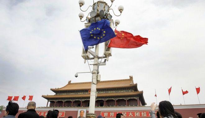 Φωτό αρχείου: Ευρώπη - Κίνα