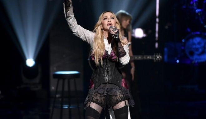 Madonna - Φωτό αρχείου