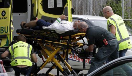 Το χρονικό του τρόμου στη Νέα Ζηλανδία  Απροτροπιασμός και διεθνής καταδίκη  της διπλής επίθεσης ·