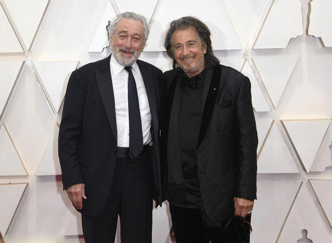 Οι Robert De Niro και Al Pacino στα Όσκαρ 2020
