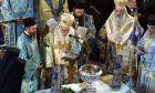 Ο αρχιεπίσκοπος Ιερώνυμος