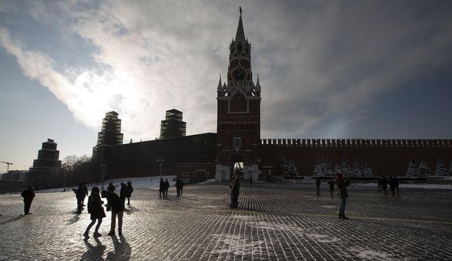 Η Κόκκινη Πλατεία στη Μόσχα