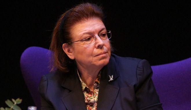 H υπουργός Πολιτισμού Λίνα Μενδώνη