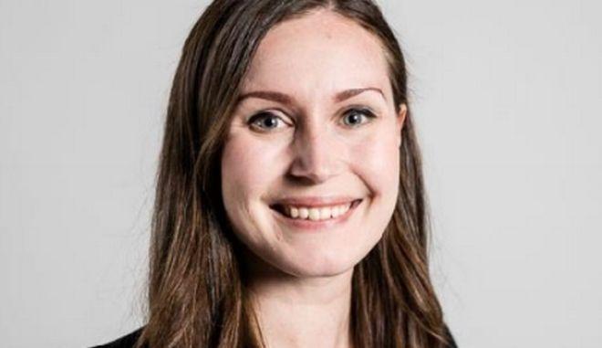 H 34χρονη Σάνα Μάριν η νεότερη πρωθυπουργός της Φινλανδίας
