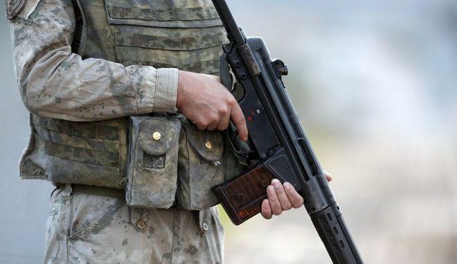Αμερικανός στρατιώτης στην Τουρκία