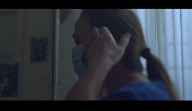 Κορονοϊός: Ο Βασίλης Κικίλιας τουιτάρει για τη νοσηλεύτρια Σοφία