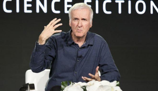 Ο James Cameron παρουσιάζει την εκπομπή 'James Cameron's Story of Science Fiction' για το μέλλον των ταινιών επιστημονικής φαντασίας