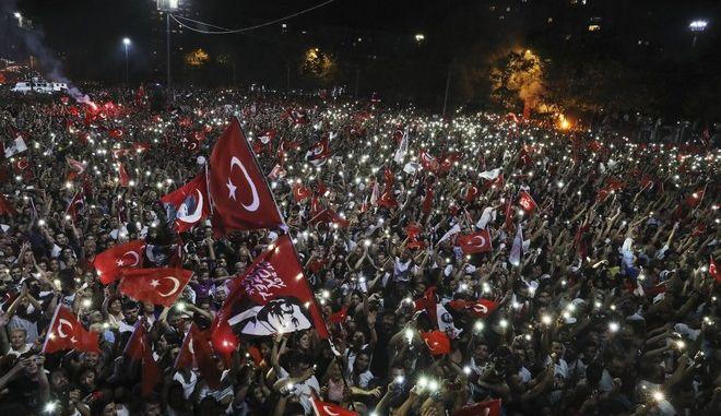 Λαός Τουρκίας (ΦΩΤΟ Αρχείου)