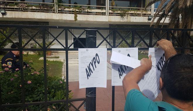 Πέταξαν φύλλα αξιολόγησης στο υπ. Διοικητικής Ανασυγκρότησης