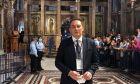 Στα Ιεροσόλυμα ο Κ. Βλάσης για την τελετή αφής και παραλαβής του Αγίου Φωτός
