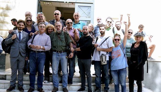 Αθώος κρίθηκε ο φωτορεπόρτερ Αλέξανδρος Σταματίου από το Γ Μονομελές Πλημμελειοδικείο Αθηνών