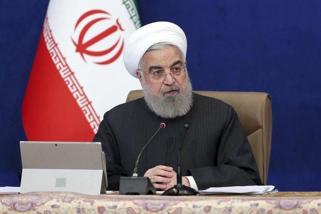 Ο Ιρανός πρόεδρος Χασάν Ροχανί